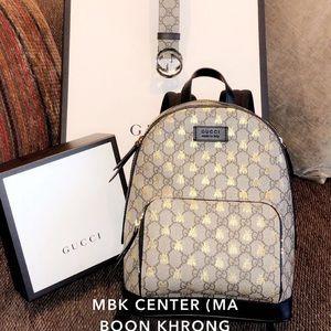 Bee Gucci backpack